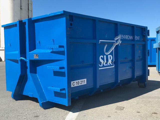 Benne pour déchets industriels banals rhone