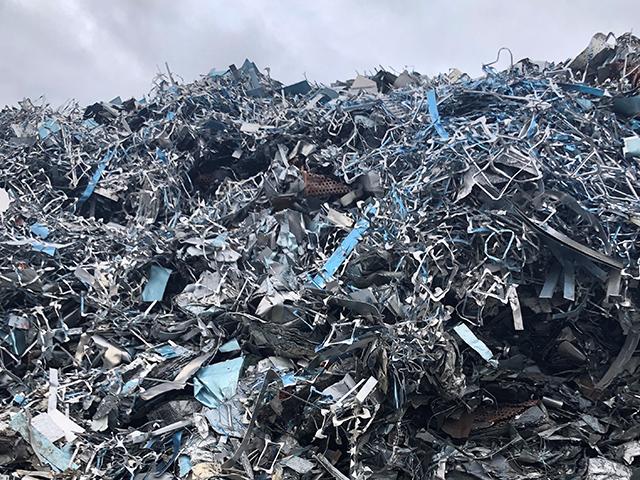 SLR Environnement, recyclage de métaux à Lyon 7 et Fareins