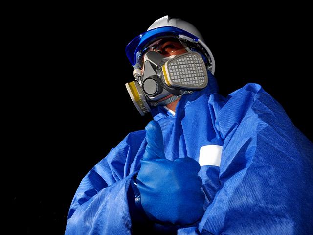 Collecte de déchets industriels dangereux D.I.D.